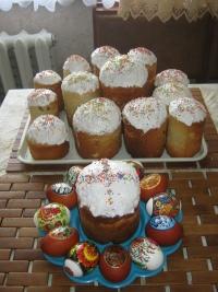 Рецепт паски від Марини Брацило