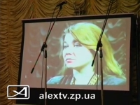 Марина Брацило - Песни с Хортицы (ТРК Алекс, 4.12.2014)