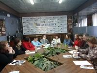 """18 квітня в  Прес-центрі """"Журналіст"""" запорізького  Будинку преси  відбулася прес-конференція"""